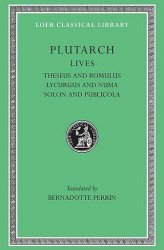 Plutarch Lives (Vol. I-XI)