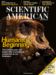 Scientific American №4 2012