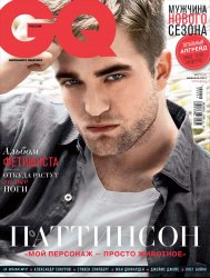 GQ Gentlement's Quarterly №2 2012 Россия