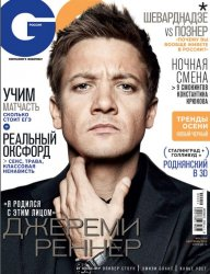 GQ Gentlement's Quarterly №9 2012 Россия