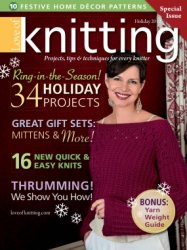 Love of Knitting - Holiday 2012