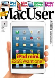 MacUser UK Vol.28 №23 2012