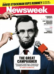 Newsweek №17 2012 (22 October)