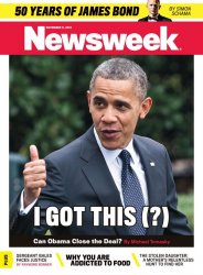 Newsweek №19 2012 (05 November)