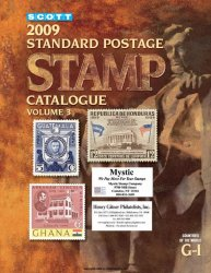 Scott 2009 Standard Postage Stamp Catalogue. Volume 3: Countries of the Wor ...