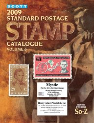 Scott 2009 Standard Postage Stamp Catalogue. Volume 6: Countries of the Wor ...
