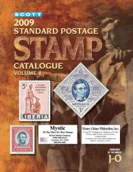 Scott 2009 Standard Postage Stamp Catalogue. Volume 4: Countries of the Wor ...
