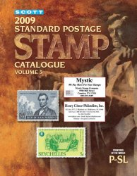 Scott 2009 Standard Postage Stamp Catalogue. Volume 5: Countries of the Wor ...