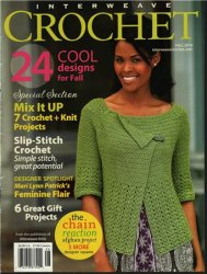 Interweave Crochet Fall 2010