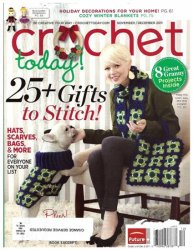Crochet Today! November/December 2011