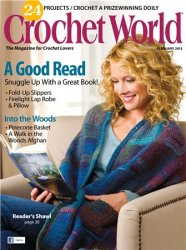 Crochet World №2 2013
