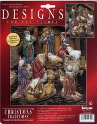 Designs for the Neddle. Christmas Traditions 2002