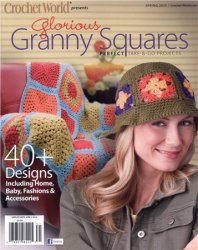 Glorious Granny Squares - Spring 2012
