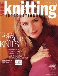 Vogue Knitting International - Winter 2000/2001