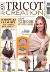 Tricot Creation - Decembre 2012/Fevrier 2013