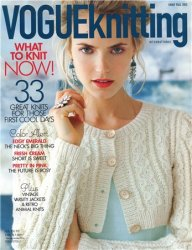 Vogue Knitting - Early Fall 2013