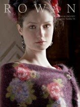 Rowan. Knitting & Crochet Magazine №54 2013