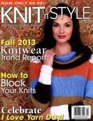 Knit'n Style №187 2013