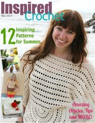 Inspired Crochet - May 2013