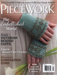 PieceWork - July/August 2013
