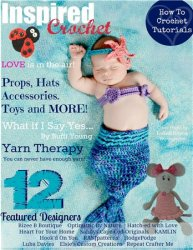 Inspired Crochet - January 2013