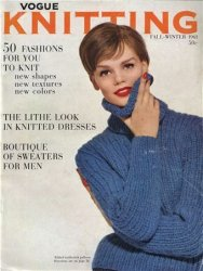 Vogue Knitting Fall/Winter 1961