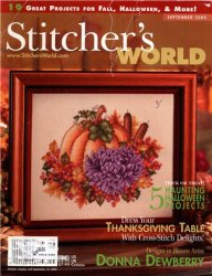 Stitchers World - September 2005