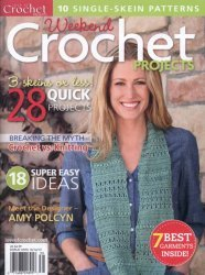 Weekend Crochet Projects 2013