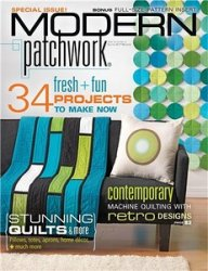 Modern Patchwork Spring 2013 Special Issue