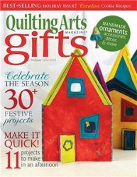 Quilting Arts Gifts 2012/2013