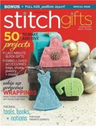 Interweave Stitch Gifts Magazine 2012 Special Issue