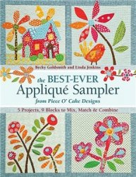 The Best-Ever Applique Sampler from Piece O'Cake Design