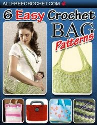 6 Easy Crochet Bag Patterns