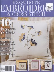 Embroidery & Cross Stitch �5 2012