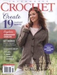 Interweave Crochet Fall 2013