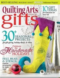 Quilting Arts Gifts 2013/2014