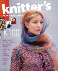 Knitters Magazine №100 2010 Fall