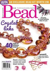 Bead Magazine №47 2013 June-July