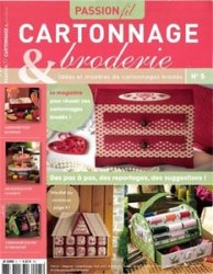 Passion Fil Cartonnage & Broderie �5 2013