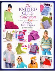 Let's Knit Magazine - The Knitted Gifts Collection