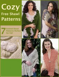 Cozy Free Shawl Patterns 7 Knitted Shawl Patterns Perfect for Fall