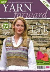 Yarn Forward (Knit) № 08 2009 January