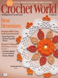 Crochet World - October 2013