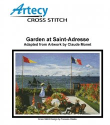 Garden at Saint-Adresse