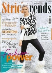 Stricktrends Fashion Power №4 Winter 2013