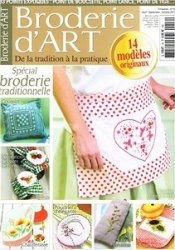 Creations Broderie Dart № 16 2013