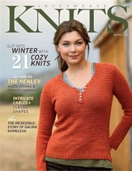 Interweave Knits - Winter 2014