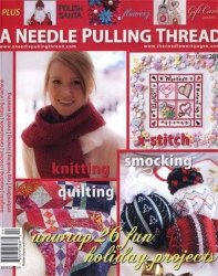 A Needle Pulling Thread - Festive 2011