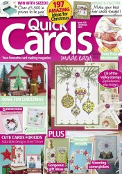 Quick Cards Made Easy – Christmas 2013