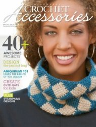 Interweave Crochet, Accessories 2014